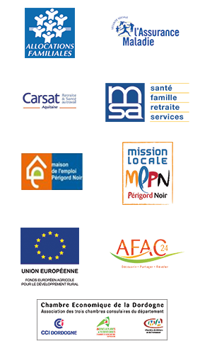 partenaires de la MSAP