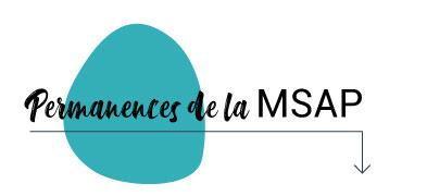 liste des permanences de la MSAP Saint-Cyprien