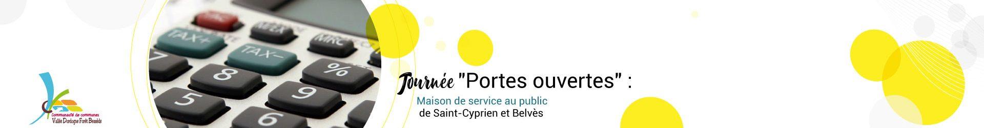 Journée portes ouvertes : Maison de services au public
