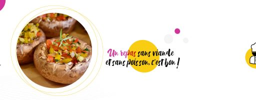 repas vegetariens cantines vallee dordogne foret bessède
