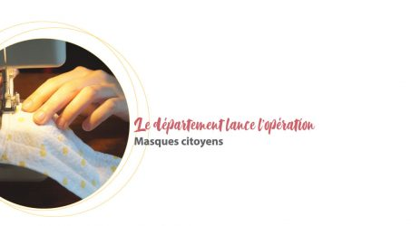 Dordogne-Périgord  : Opération masques citoyens