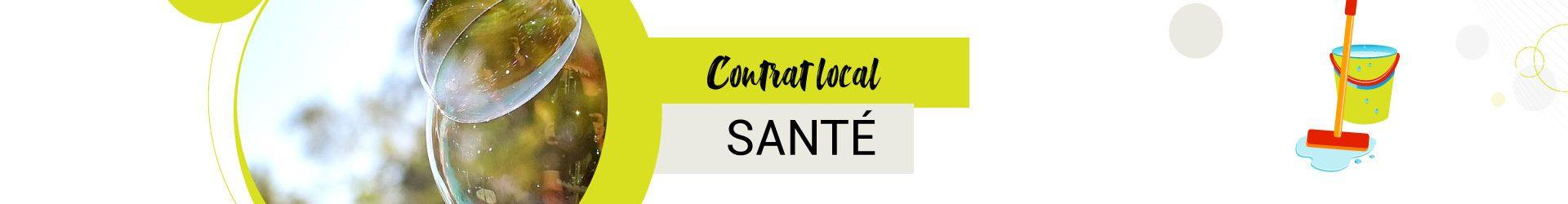 Contrat local santé