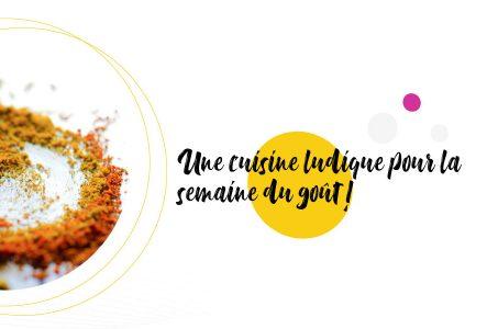 Semaine du goût du 12 au 18 octobre