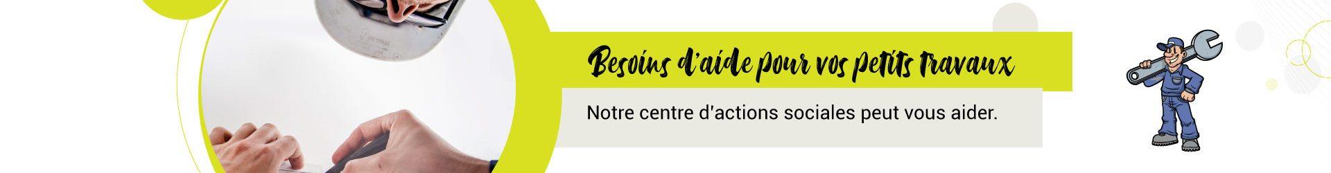 Le Centre intercommunal d'actions sociales : des services adaptés à vos besoins