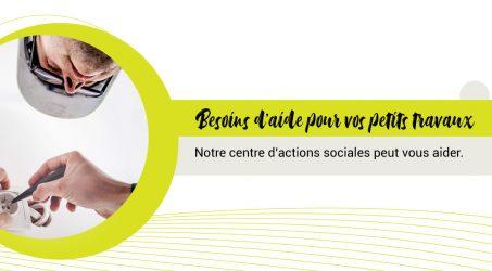 services petits travaux centre intercommunal d'actions sociales