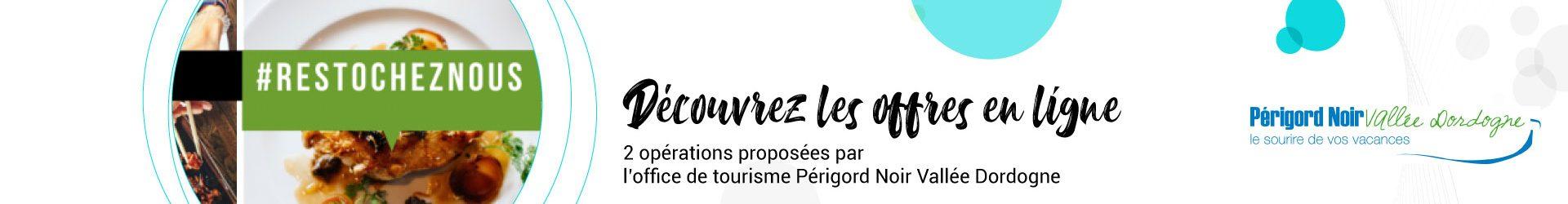 # RestoChezNous, commerces et services du territoire Périgord Noir Vallée Dordogne