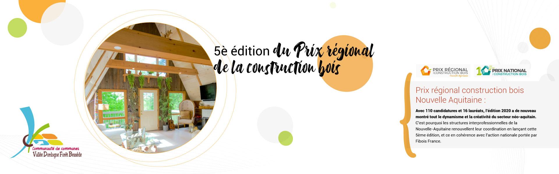 Concours construction bois