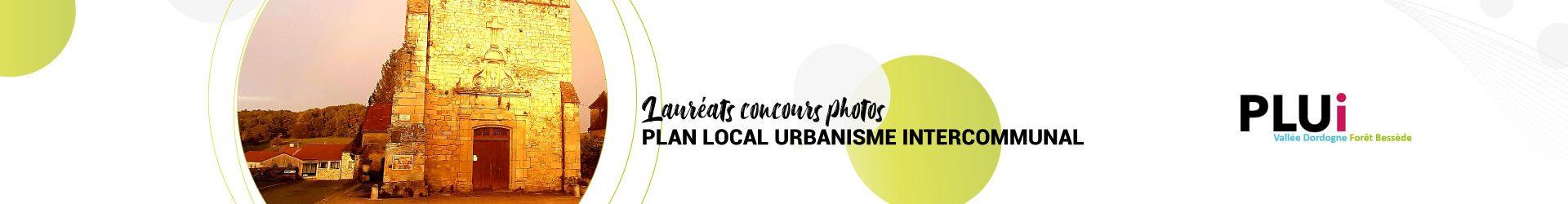 Lauréats du concours photos PLUI