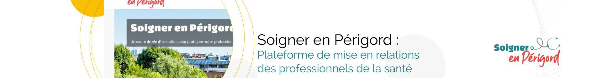 Une nouvelle plateforme de mise en relation des professionnels de la santé en Dordogne