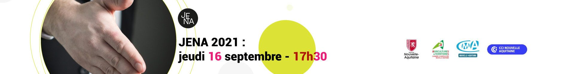 Journée de l'économie Nouvelle-Aquitaine 2021